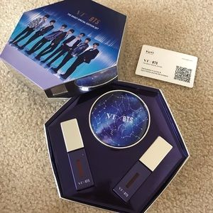 VT x BTS The Sweet Special Limited Edition Set